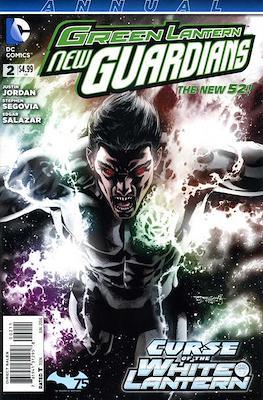 Green Lantern New Guardians Vol. 1 Annual (2013-2014) (Grapa) #2