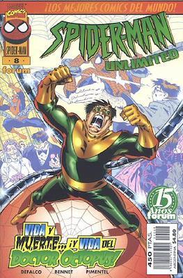 Spiderman Unlimited (1996-1999) (Grapa) #8
