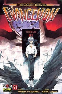 Neogénesis Evangelion (Prestigio) #21