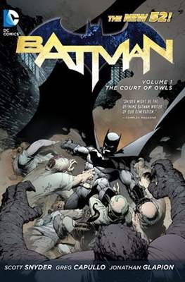 Batman Vol. 2 (2011-2016) (Cartoné) #1