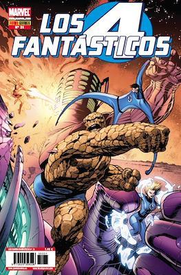 Los 4 Fantásticos / Los Cuatro Fantásticos Vol. 7 (2008-) (Grapa 24-48 pp) #31