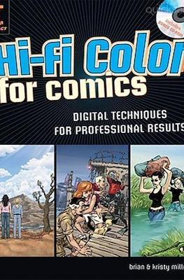 Hi-Fi Color for Comics: Digital Techniques for Professional