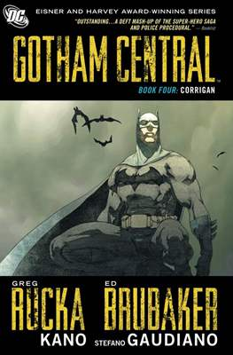 Gotham Central (Paperback) #4
