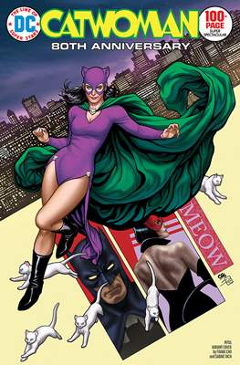 Catwoman 80th Anniversary 100-Page Super Spectacular (Variant Cover) (Softcover 100 pp) #1.3