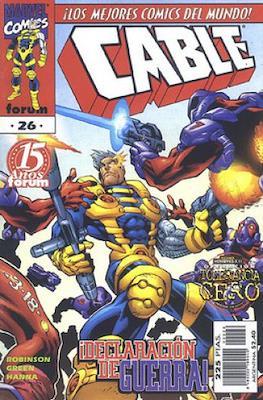 Cable Vol. 2 (1996-2000) (Grapa 24 pp) #26