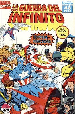 La Guerra del Infinito (1993) (Grapa. 17x26. 48 páginas. Color.) #2
