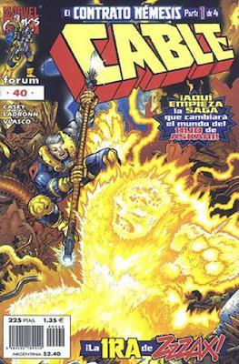 Cable Vol. 2 (1996-2000) (Grapa 24 pp) #40