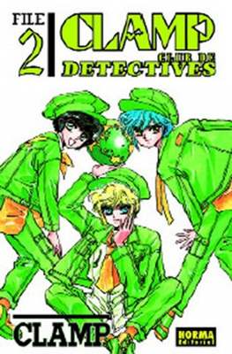Clamp club de detectives #2