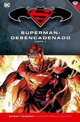 Batman y Superman. Colección Novelas Gráficas (Cartoné) #15