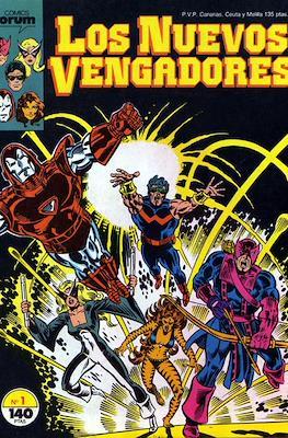 Los Nuevos Vengadores Vol. 1 (1987-1994) (Grapa 32 pp) #1