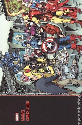 Marvel Comics #1000 (Variant Cover) #1.13