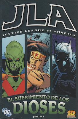 Justice League of America - El sufrimiento de los Dioses (Rústica) #2