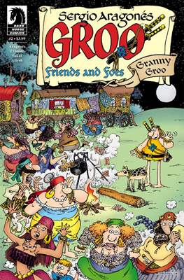Groo Friends and Foes (2015-2016) (Grapa) #2