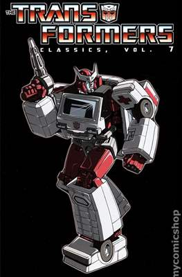 Transformers Classic (Softcover, 348-276 pp) #7