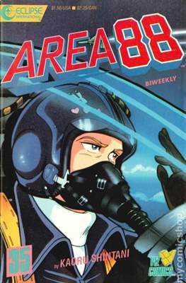 Area 88 (Softcover) #35