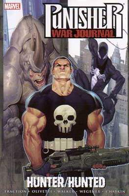 Punisher War Journal Vol 2 (Softcover) #3