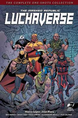 The Masked Republic Luchaverse
