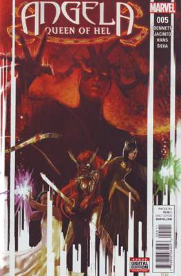 Angela: Queen of Hel (Comic Book) #5
