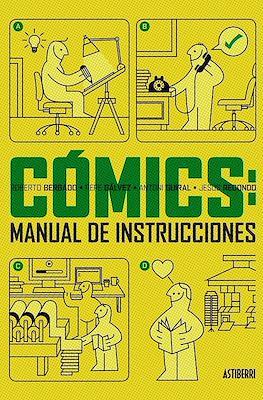 Cómics: Manual de instrucciones