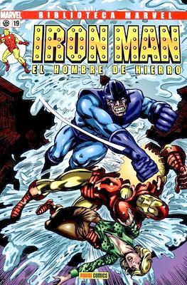 Biblioteca Marvel: Iron Man (2005-2008) (Rústica 160 pp) #19