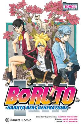 Boruto: Naruto Next Generations #1