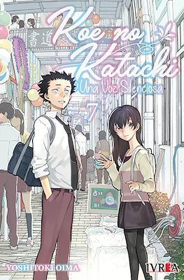 Koe no Katachi - Una Voz Silenciosa (Rústica) #7