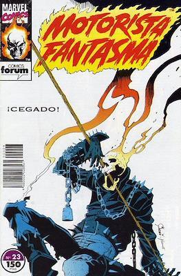 Motorista Fantasma (1991-1994) (Grapa. 17x26. 24 páginas. Color. (1991-1994).) #23