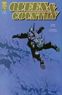 Queen & Country (Comic Book) #10