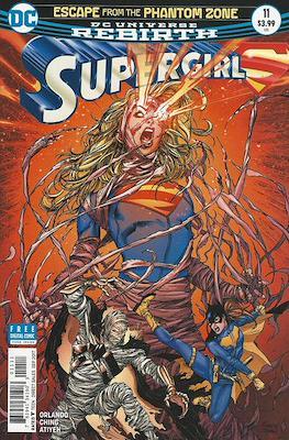 Supergirl Vol. 7 (2016-) (Comic-book) #11