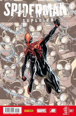 Spiderman Vol. 7 / Spiderman Superior / El Asombroso Spiderman (2006-) (Rústica) #87