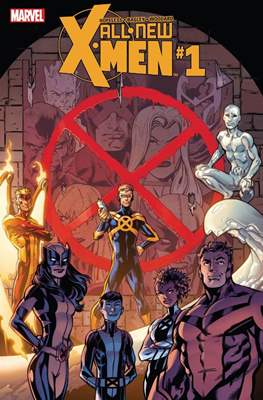 All-New X-Men Vol. 2 (Comic-Book) #1