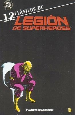 La Legión de Superhéroes. Clásicos DC (Rústica 192-224 pp) #12