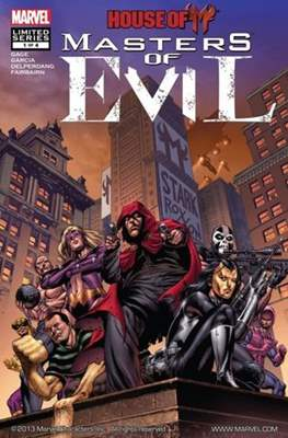 House of M: Masters of Evil (Comic Book) #1