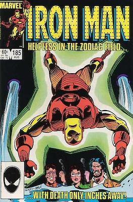 Iron Man Vol. 1 (1968-1996) (Comic book) #185