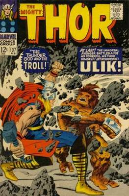 Journey into Mystery / Thor Vol 1 #137