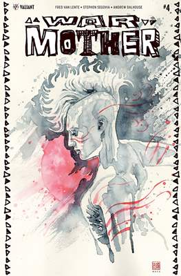 War Mother (Comic-book) #4