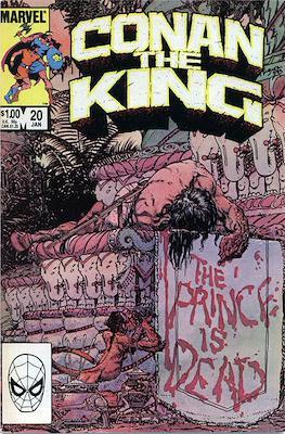 King Conan / Conan the King (Grapa, 48 págs.) #20