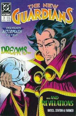 New Guardians Vol 1: (1988-1989) (comic-book.) #7