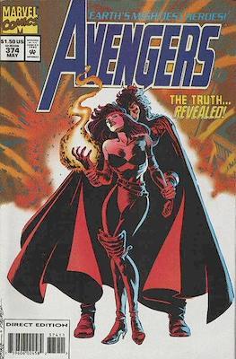 The Avengers Vol. 1 (1963-1996) (Grapa) #374