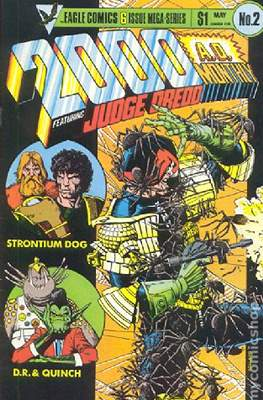 2000 AD Monthly #2