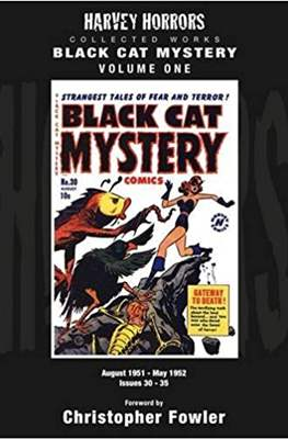 Black Cat Mystery - Harvey Horrors Collected Works