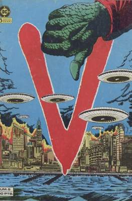 V (Grapa, 36 páginas (1985)) #5