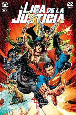 Liga de la Justicia. Nuevo Universo DC / Renacimiento. Portadas alternativas #100/22
