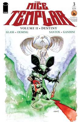 The Mice Templar Vol. 2 Destiny (Grapa) #3