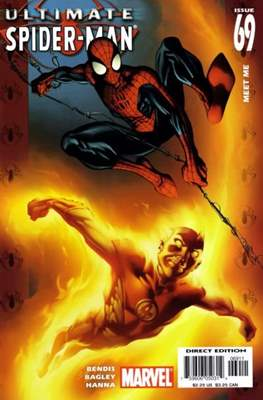Ultimate Spider-Man (2000-2009; 2011) (Comic-Book) #69
