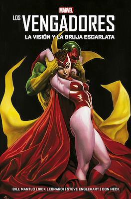 Los Vengadores: Visión y la Bruja Escarlata - 100% Marvel HC. (Cartoné 136 pp)