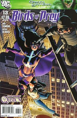 Birds of Prey Vol. 2 (2010-2011) (Comic Book) #13