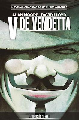 Colección Vertigo - Novelas gráficas de grandes autores (Cartoné) #1