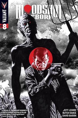 Bloodshot Reborn (Grapa) #8
