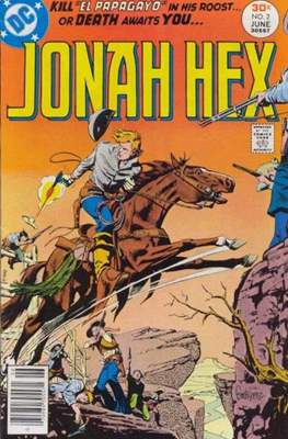 Jonah Hex Vol 1 (1977-1985) (Grapa) #2
